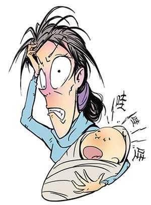 """产后抑郁症已成为产妇的""""心魔"""""""